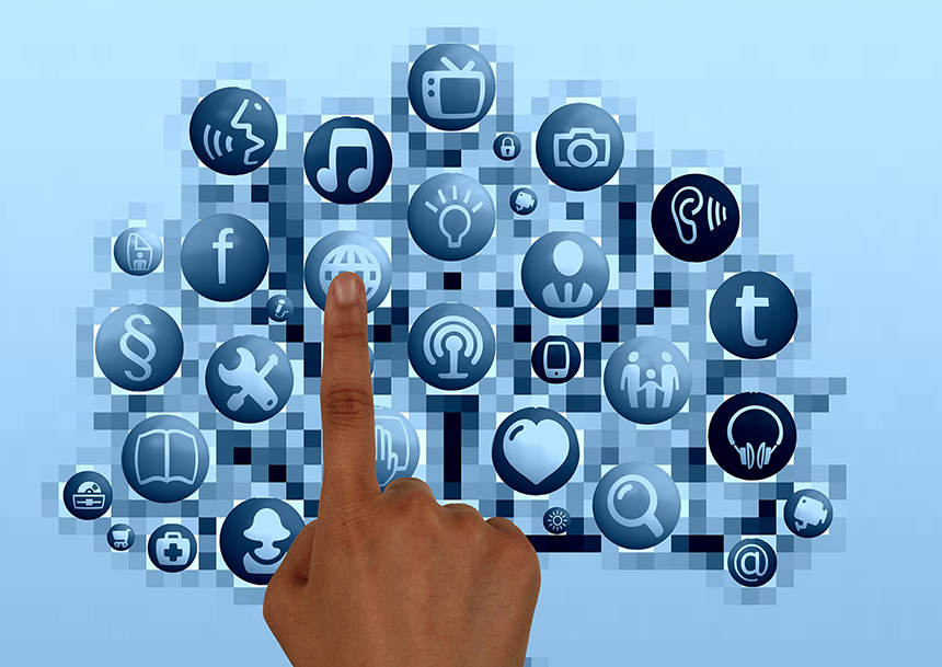 Media społecznościowe inasza prywatność