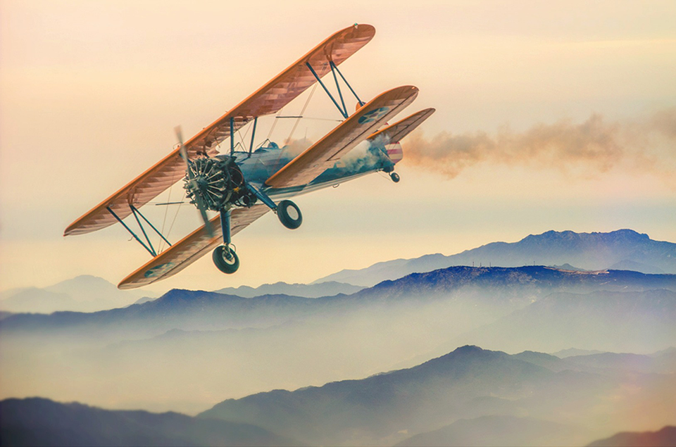 Co ma zesobą wspólnego pilot, planowanie idroga docelu?